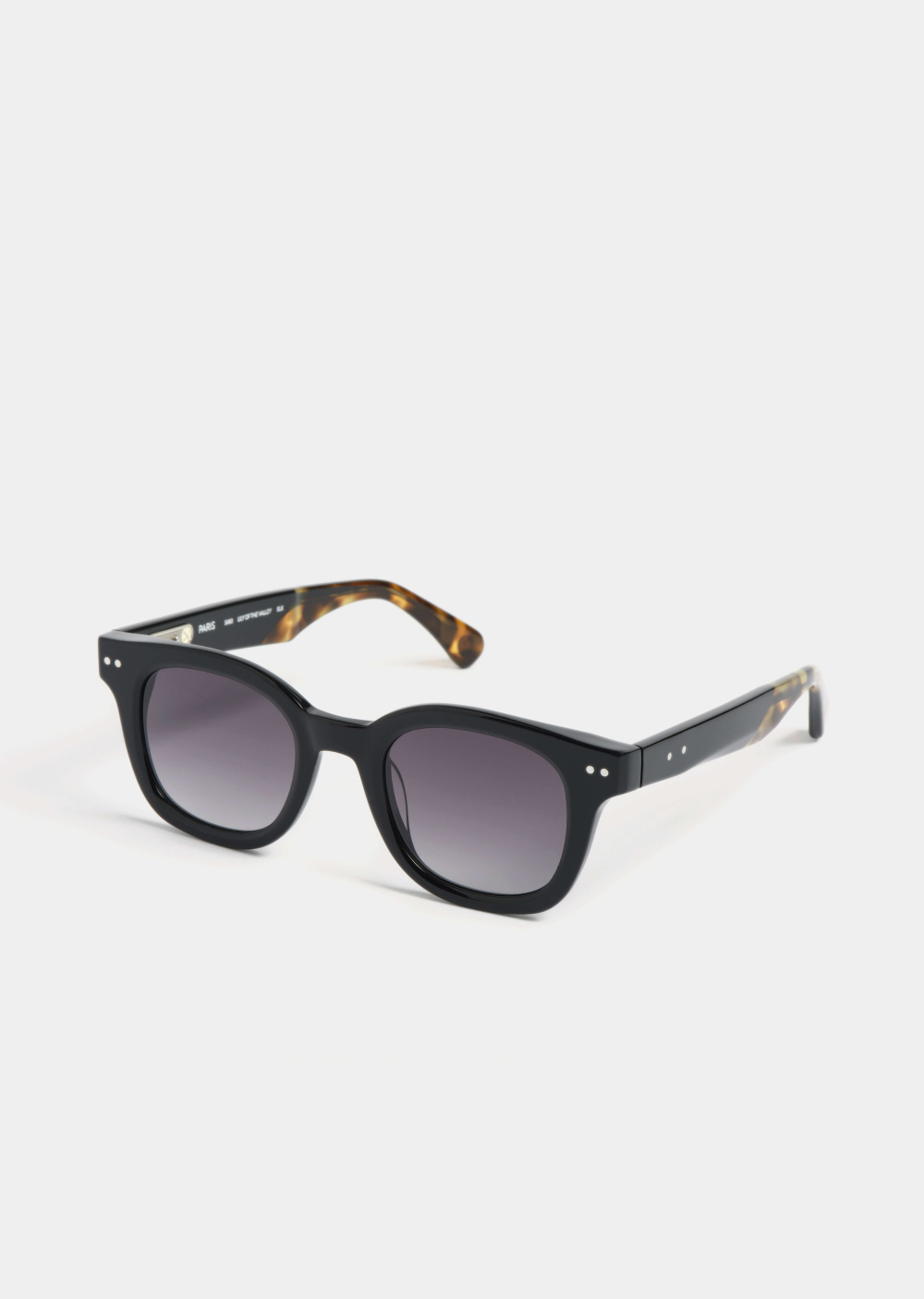 PETER AND MAY -  - S80 Lily of The Valley Black Fade Black